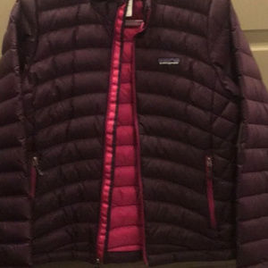 Patagonia - women's down jacket